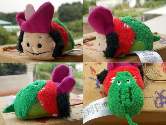 Will the Tick-Tock the Crocodile eating Captain Hook Tsum Tsum get released?