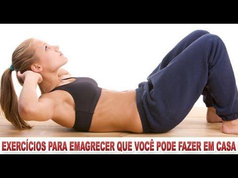 Exercícios Para Emagrecer Em Casa. Os exercícios são fundamentais para quem deseja perder peso e conquistar um corpo mais bonito e saudável