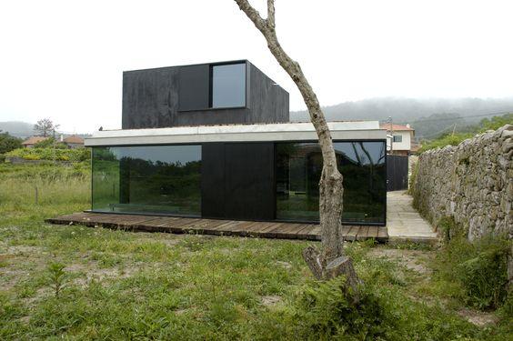 Casa em Afife,© Arménio Teixeira