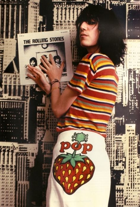 Patti. Pop.