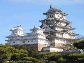 Palácio de Kyoto - Japão