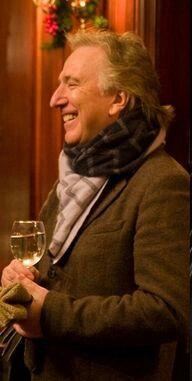 December 7, 2009 -- Alan Rickman at the Hudson Union Society.: