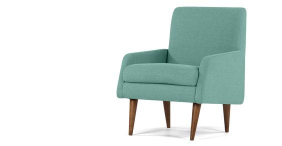 Profile, fauteuil, topaze