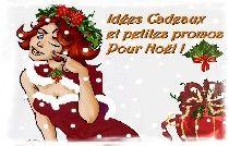 Les promotion et idées cadeaux de Noel  http://www.nature-magique.com/noel/