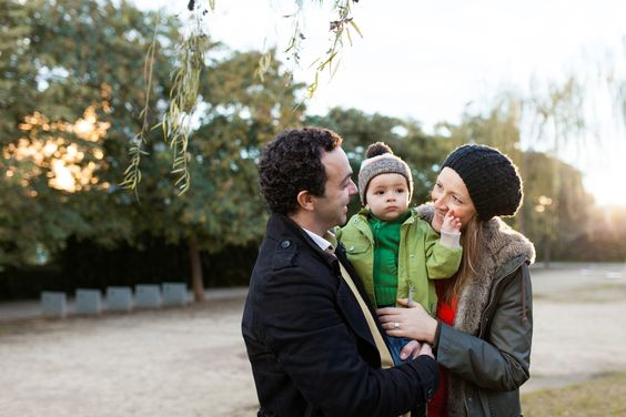 Natural light Lifestyle Family Portrait at Barcelona
