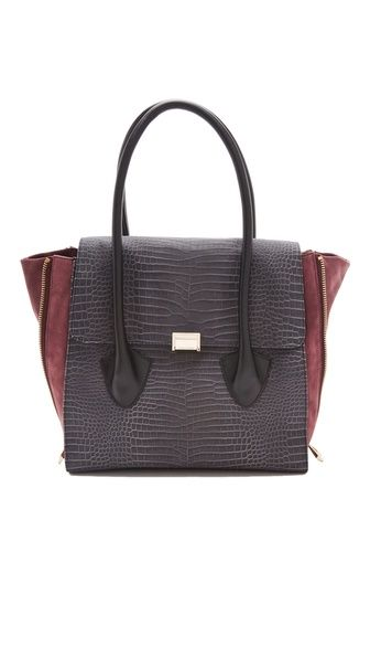 Adoring the Morandi Satchel from @Pour La Victoire