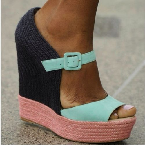 3 toned wedges must have these!!!!