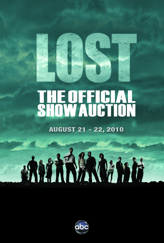 LOST - The Official Show Auction, 8-21-10  https://www.profilesinhistory.com/auctions/lost-the-official-show-auction/