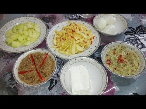 خلي سحور رمضان عليا خمس اصناف لسحور النهاردة Youtube Food Breakfast The Creator