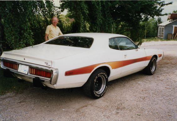 Car 86 - 1973 Dodge Charger - Took only a few weeks to finish and detail. Collector car craze was just getting rolling at this point so finding it a home was no problem.