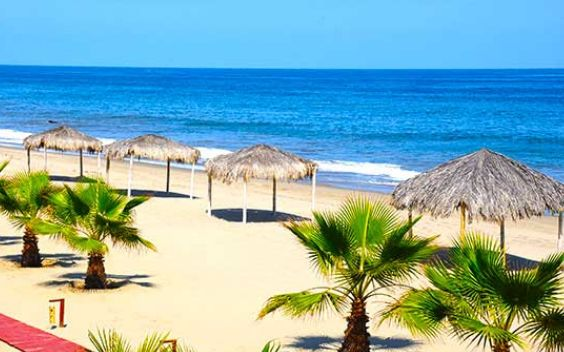 Tumbes offers great beaches and food