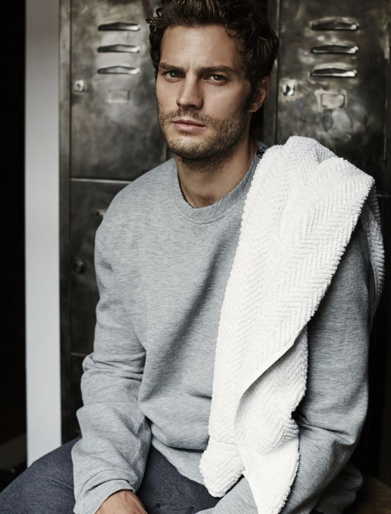 """Jamie Dornan by Alex Bramall for The Obsever Magazine November 2, 2014 Issue. He plays a serial killer in """"The Fall"""" and stars in the film version of """"Fifty Shades of Grey"""". Jamie Dornan gets physical for The Observer. See Dark star – Jamie Dornan interview on http://www.theguardian.com/tv-and-radio/2014/nov/02/jamie-dornan-the-fall-fifty-shades-of-grey"""