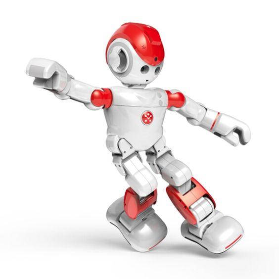 UBTECH Alpha 2 système intelligent robot vocal avec hd appareil photo de 8 millions de pixels