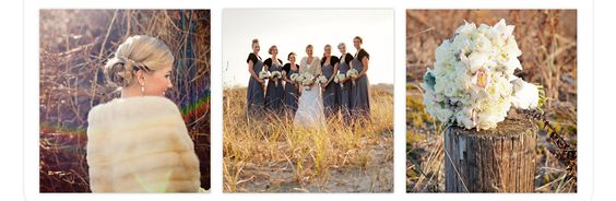We adore Fall/Winter Weddings! Snap RI Photography