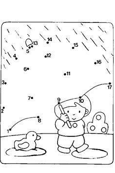 30 Dibujos Para Unir Puntos Del 1 10 Y 1 20 Alumno On Matematicas Para Ninos Preescolar Evaluaciones Para Preescolar