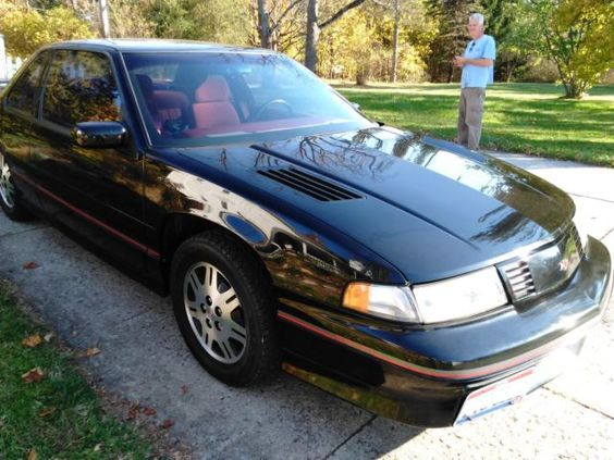 1993 Chevrolet Lumina Z34 Lq1 W Automatic 42 000 Miles Excellent