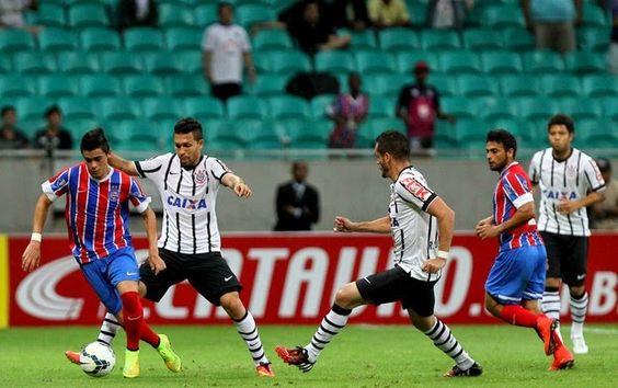 Blog Esportivo do Suíço: Bahia vence, mas Corinthians avança às oitavas