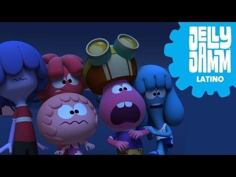 Caricaturas Jelly Jamm Espanol Latino Cuentos De Miedo T01 Ep18 Jelly Jamm Historias De Miedo Cuentos