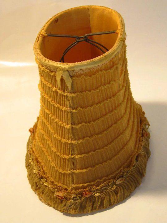 1930 S Silk Lamp Shades Silk Lampshade Lamp Lamp Shades