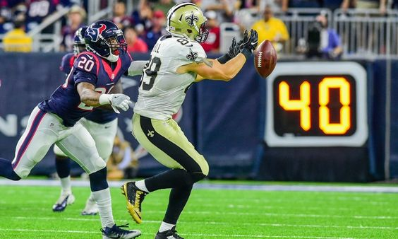 Saints TE Josh Hill sustained high-ankle sprain against Raiders = The New Orleans Saints may be without backup tight end Josh Hill for an extended period. He left the Saints' season-opener on Sunday against the Oakland Raiders with an injury that was later discovered to be.....