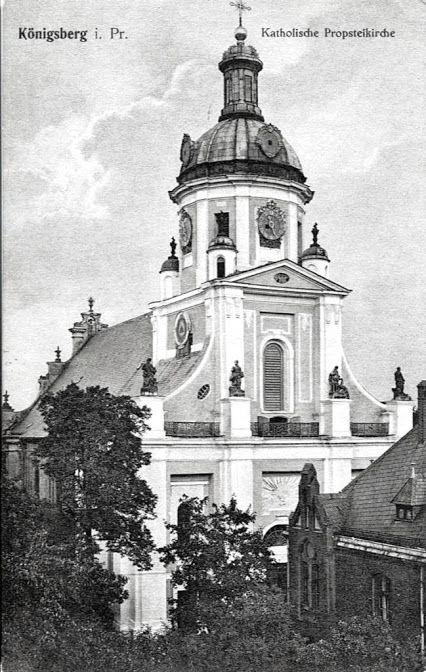 Königsberg Pr. Katholische Kirche