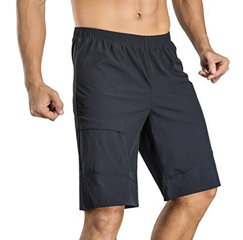 Przewalski Men/'s Mountain Bike MTB Shorts Baggy Biking Cycling Shorts Removable Padded Underliner