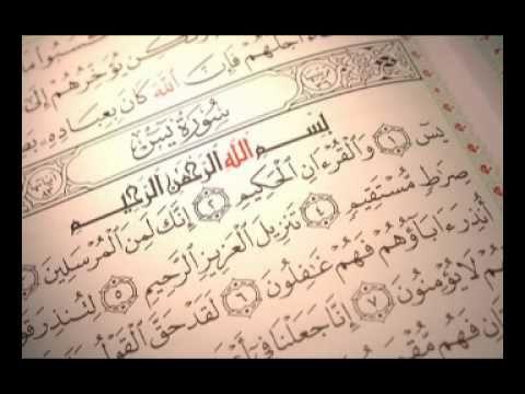 سورة يس سعد الغامدي Sorat Yasin Assd Al Ghamdi Youtube Instagram Posts Yaseen Holy Quran