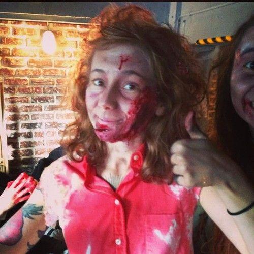Mignonne petite zombie #boostbastille