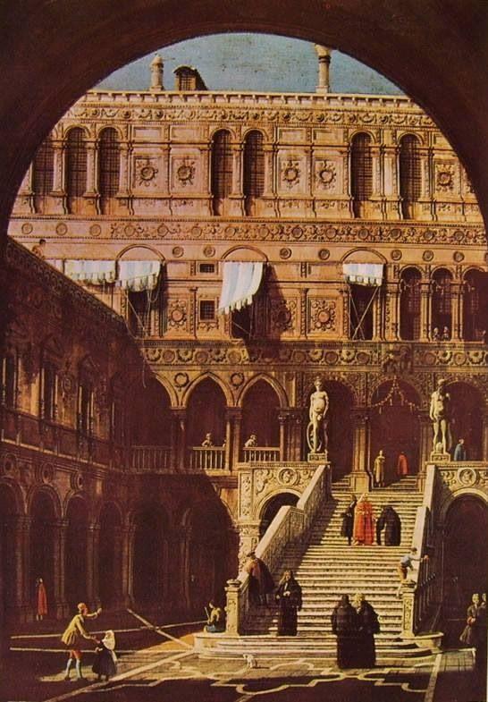 Il Canaletto ( 1697-1768 )