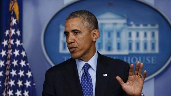 """Pregopontocom @ Tudo: Obama pede US$ 500 milhões destinado a """"treinar e ...  Internacional  Se aprovada pelo Congresso, medida implicaria mudança significativa na política norte-americana para a guerra civil na Síria - Os US$ 500 milhões pedidos agora por Obama fazem parte de um pacote de US$ 1,5 bilhão dedicado a uma """"iniciativa de estabilização regional"""" para ajudar a oposição a Damasco e os vizinhos da Síria, Jordânia, Líbano, Turquia e Iraque, a lidarem com as consequências da guerra…"""