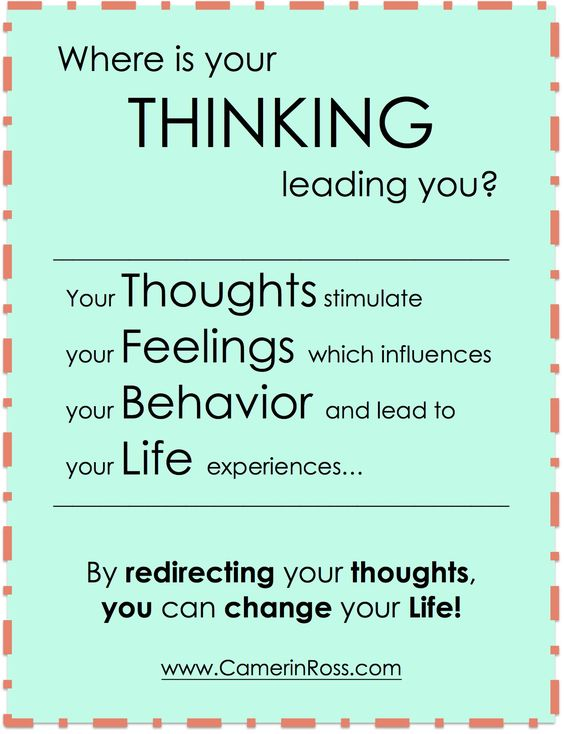 Positive Thinking Worksheets For Adults Pdf