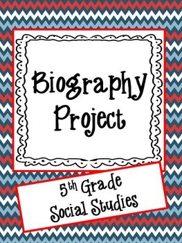 Biography social studies and biography project on pinterest