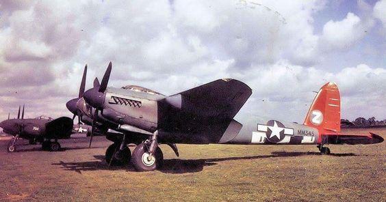 USAAF Mosquito