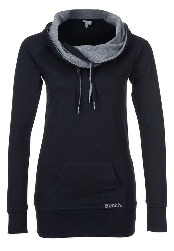 Bench DOPIOFUN - Sweatshirt - black - Zalando.at