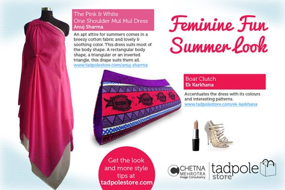 Summer Look at Tadpole Store