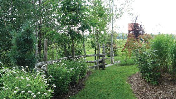 la belle georgienne les ides de mon jardin tva publications cration natureden - Les Idees De Mon Jardin