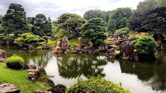 No words 😶 #kyoto⛩ #japanesegarden #japan #landscape #nature