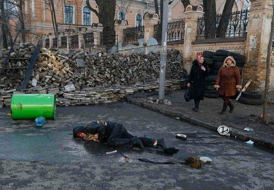 Reuters - A Batalha de Kiev