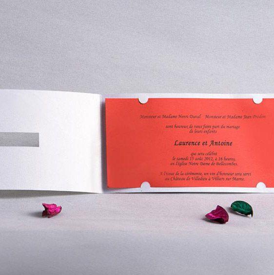 Faire Part Mariage Original  wedding coordinator  iwedplanner ...