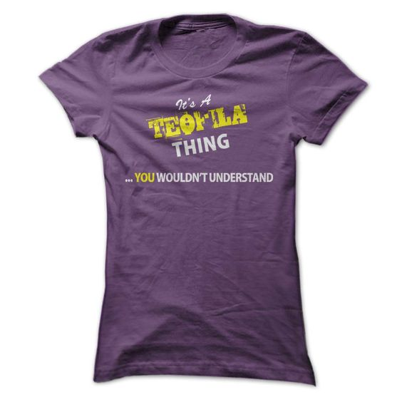 Its A 【ᗑ】 TEOFILA thing, you wouldnt understand !!TEOFILA, are you tired of having to explain yourself? With this T-Shirt, you no longer have to. There are things that only TEOFILA can understand. Grab yours TODAY! If its not for you, you can search your name or your friends name.Its A TEOFILA thing, you wouldnt understand !!