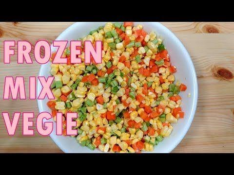 Tips Frozen Mix Vegie Nyiapin Stok Sayur Untuk Yang Sibuk Youtube Frozen