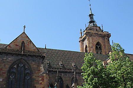 Collégilae Saint-Martin,   Alsace > Haut-Rhin > Colmar