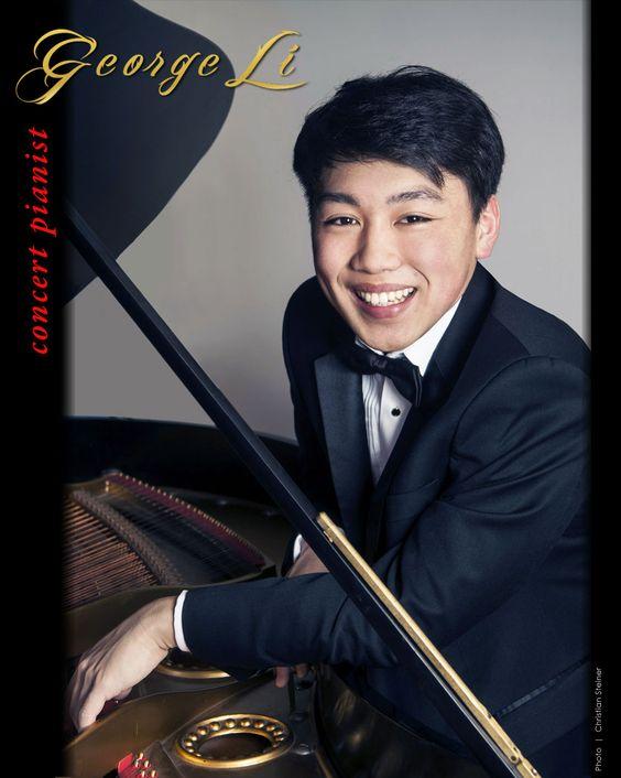 George Li pianiste américain