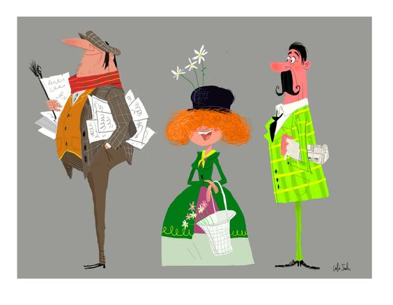 By Colin Jack: Animation Illustration3, Cartoon Characters, Artist Colin, Illustrations Colin, Cartoon Art, Character Design, Illustration Character