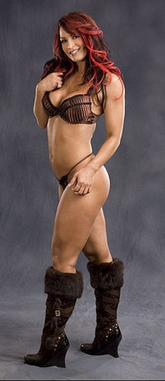 Tna knockout tara nude