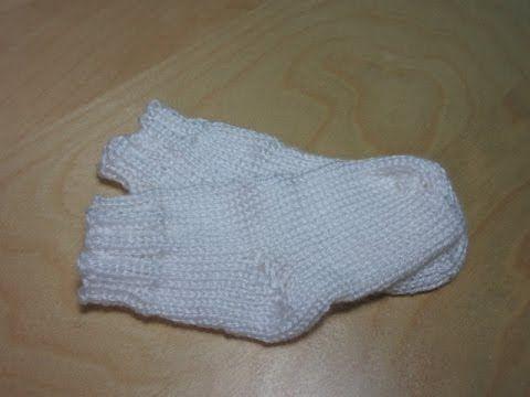 201 Como Tejer Medias Para Bebé A Dos Agujas Para Principiantes Youtube Crochet Zapatos De Bebé De Ganchillo Calcetines De Bebé Prendas De Punto De Bebés