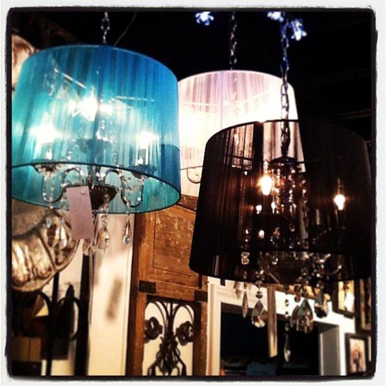 I\'ll take one of each color please #gottahaveit #lighting ...