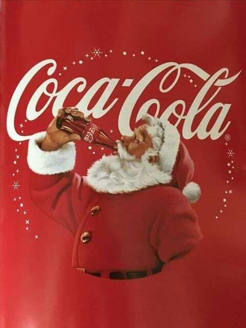 Coca Cola Babbo Natale.Pin Di Verginia Vera Su Festivita Natale Babbo Natale Natale Immagini