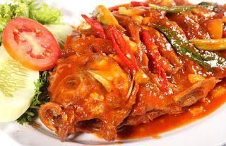 Resep Masakan Gurame Asam Manis Pedas Cara Membuat Gurame Asam Manis Spesial Cara Membuat Gurame Asam Manis Sederhana C Resep Ikan Mas Resep Ikan Resep Masakan