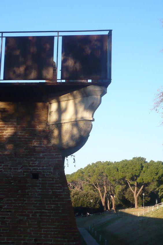 Mura Medicee, Grosseto